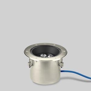 Bodeneinbauleuchte, RGBW DALI-Steuerung, Device Type 8