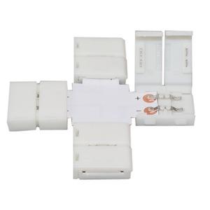 Verbinder Kreuz Flexible LED 5050/5630 5er Set, Verbinder Kreuz Flexible LED 5050/5630 5er Set