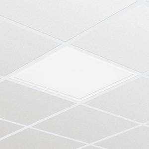 RC133V LED34S/830 PSU W62L62 NOC, LED-Einlege-Panel G3, quadratisch, Modul 625, opal, 3.400 lm, schaltbar