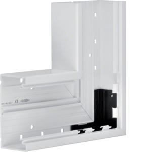 Flachwinkel Grundprofil PVC BR 70x130 lg