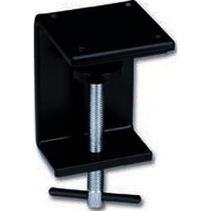Tischklemme schwarz, TK 1/65/schwarz, 190007019