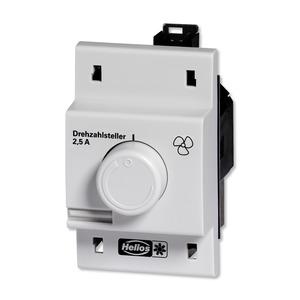 ESE 2,5, ESE 2,5, Einbau-Drehzahlsteller 1-PH, I max. 2.5 A, 230 V