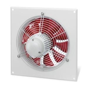 HQD 630/6 EX, HQD 630/6 EX, Axial-Hochleistungsventilator 3-PH, EX-geschützt, nach Richtlinie 94/9 EG, II 2G