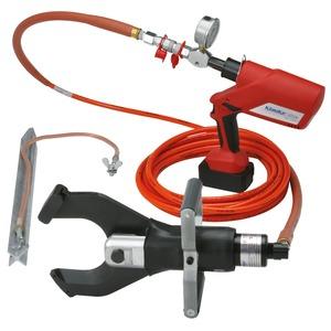 Sicherheitsschneidgerät akkuhydraulisch, max. d: 65 mm
