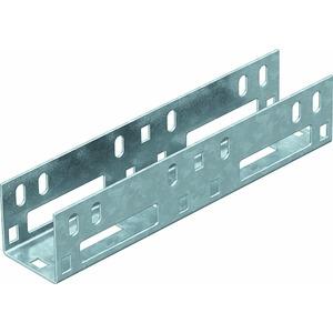 VF AZK 50 FS, Längsverbinder Innenverbinder, für AZ-Kanal 45x45x220, St, FS