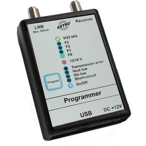 ACX PROGRAMMER, Programmiergerät für ACX SCD / SCS, USB-Anschluss, Kunststoffgehäuse, Status LED, ACX PC-Software im Lieferumfang enthalten, Programmierung über PC /