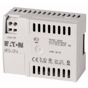 MFD-CP4, Kommunik.modul/Netzteil für abgesetzte Textanzeige, 24VDC, easy/EC4P/ES4P