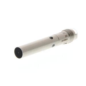 E2E-C06S02-MC-B1, Näherungssensor - PROplus Linie, µPROX induktiv, Schaltabstand Sn=2mm, bündig, Edelstahlgehäuse, zylindr. Ø 6,5mm, 3kHz, 24VDC, 3-Draht, PNP, Schliess