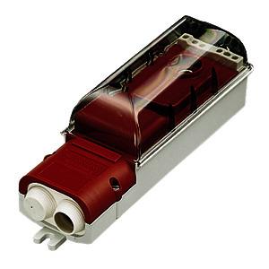 Erdkabel - Übergangskasten 1 x D01, 10895, ohne Sicherungszubehör