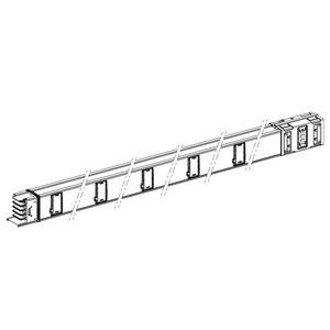KSA630ED45010, KSA gerades Element, 630A, 5m, 10Abgänge