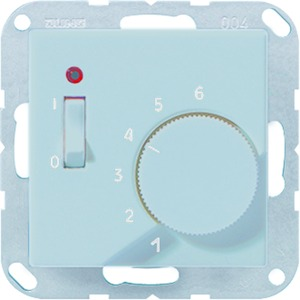 TR A 231 ANM, Raumtemperaturregler, 10 (4) A, AC 230 V ~, 50/60 Hz, Öffner 1-polig