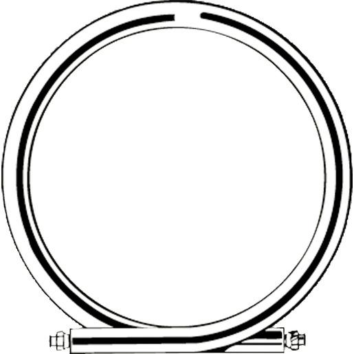 Muttern K/ältemittelleitung 2 Meter 1//4-1//2 doppel f/ür Splitklimaanlagen inkl B/ördelung