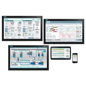 6AV2102-3AA05-0AE5, SIMATIC WinCC Advanced V15.1, Upgrade V11..V14 -> V15.1 oder V11..V14 Combo-> V15.1 Combo Engineeringsoftware im TIA Portal Floating License SW und