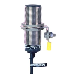 XS6-Indu. Näher.sch. M30, L62mm, Mes., Sn 15mm, 12-48 V DC, 10m Kabel, ATEX