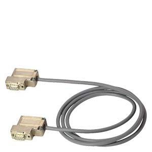 6NH7701-4AL, Steckleitung zur Verbindung einer TIM mit einem SINAUT ST7-Modem, 1,5 m