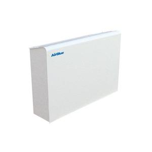 SBA 200 Standard AirBlue, Schwimmbadluftentfeuchter mitlackiertem Stahlblechgehäuse RAL 9010 zur WandmontageLeistung bei 30°C / 80% r.F. 190 l/d                    Elektronischer Hygrostat eingebaut