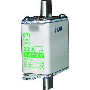 Tal.vl.NV00/125A gG/690V-KOMBI, NV 00 GG 125A /