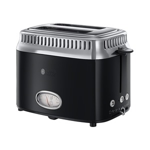 21682-56, Retro Vintage Cream Kompakt-Toaster
