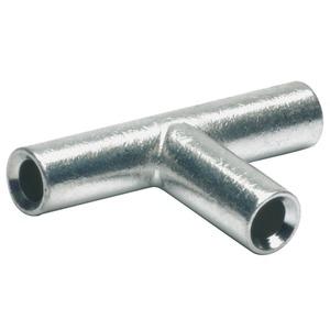 T-Verbinder für Massivleiter, 1,5-2,5 mm², Cu verzinnt