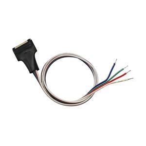Einspeiser für FLEXLED ROLL RGB 24V bis 15mm Breite, max. 50W, 50cm