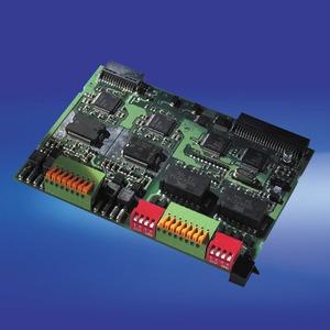 Modulfrontplatte K-Modul 524  schwarz, Modulfrontplatte für AS 200 IT perlgrau und AS 44 IT schwarz