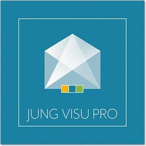 JUNG Visu Pro Software, Planerversion, zur Visualisierung der Gebäudeautomatisierung