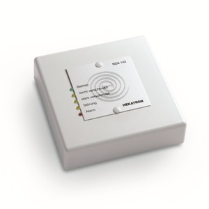 RZA 142 AP, Rauchschalterzustandsanzeige Aufputz