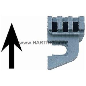 Tool Locator Harting f. Han D contacts