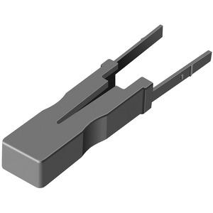 Demontagewerkzeug für Schaltelement schwarz