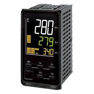 E5EC-QX4A5M-000, Universalregler, 1/8 DIN, Regelausgang 1 12V DC spannungsschaltend, 4 Zusatzausgänge Relais, Universal-Eingang, 100…240V AC