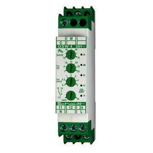 GSW 4, Grenzwertschalter für Wind 230V AC, 1 Wechsler 10A