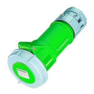 Kupplung PowerTOP, 16A4p10h>50V100-300Hz