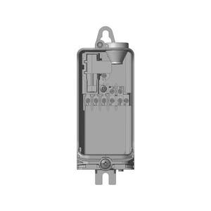 EKM-2045-1D1-4 (93869), Sicherungskasten EKM 2045, 1D1,1x4A, 1/2x1,5x2,5 mm²