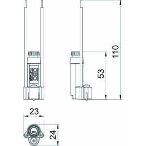 TE-FH 520, Sicherungshalter FireBox T für Feinsicherung