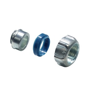 7R68301, Dichtungsring fuer Metall-Verschraubungen an Metallschutzschlaeuchen, Nennweite 5/16  bzw 12 mm, Nylon,