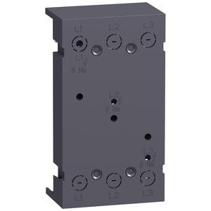 Adapter für Sammelschienensystem, 3p, 80 bis 250A, 60mm, IP20