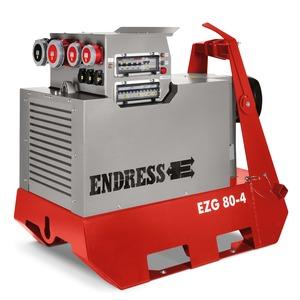 EZG 80/4 II/TN-S, Zapfwellengeneratoren - Generatordrehzahl 1500 U/min, 76,5 kVA - 400/230 V, IP 44 IT-TN