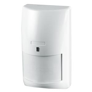 BW8020, Microprozessorgesteuerter PIR-Melder, Gehtestfunktion, automatische, temperaturabhängige Empfindlichkeitsregelung, Weißlichtfilter