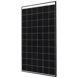 Excellent Glas/Folie 330M60 smart, Glas Folien Modul; 60 Zellen; 325 Wp; Rahmen schwarz; Rückseite weiß; Strukturglas 3,2 mm; 1700 x 1000 x 35 mm