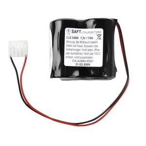 Ersatzbatterie für Funk-Außensirene