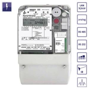 LZQ-XC 5//1A 3x58/100 V Drehstromzähler MID