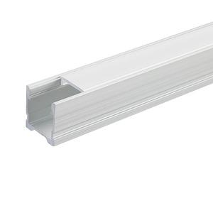 HLEDFLEXALU.NO1, Alu U-Profil 4 OP 2m (bis 13 mm)