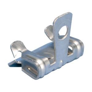4H912S1, Flanschklipp zum Aufschlagen, seitliche Montage, S301, 14–20 mm (9/16–3/4) Flansch