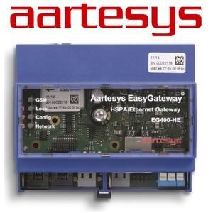EasyGateway Ethernet, EasyGateway Ethernet, für Fernzugriff über LAN / DSL