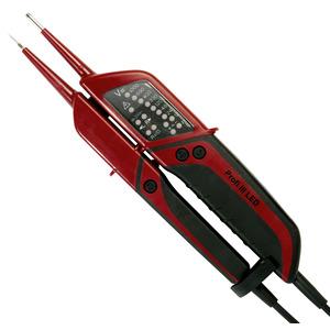 HSPLEDPROFI, Testboy Profi III LED Zweipoliger Spannungsprüfer mit LED-Anzeige Anzeige von Wechselspannung von 6 V bis 1000 V