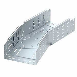 RBMV 150 FS, Bogen variabel mit Schnellverbindung 110x500, St, FS
