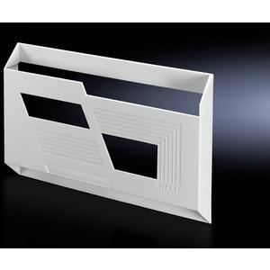 SZ 2514.000, Schaltplantaschen aus Kunststoff, Format DIN A4 hoch, BHT 228x254x17mm