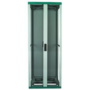 NWS-GTE/8022/VM, Tür, Glas, 1-flügelig, für HxB=2205x800mm, vorne montiert