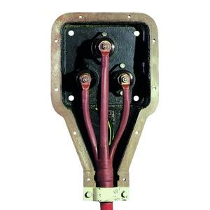 SMOE-60820, Endverschluss 10kV für Motor-Anschlusskästen. 25-50 mm²