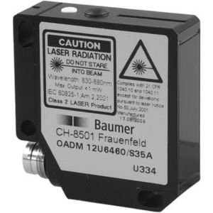 OADM 12U6430/S35A, Laser Distanzsensor